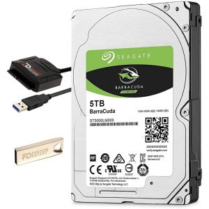 Seagate 5TB Hard Drive Upgrade Kit